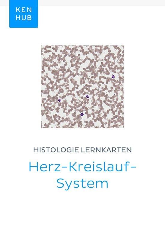 bol.com | Histologie Lernkarten: Herz-Kreislauf-System (ebook ...