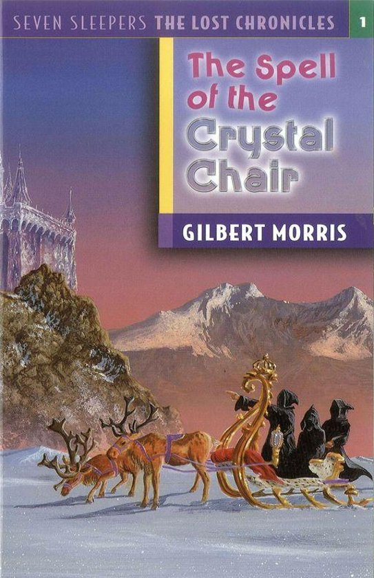 The Spell of the Crystal Chair