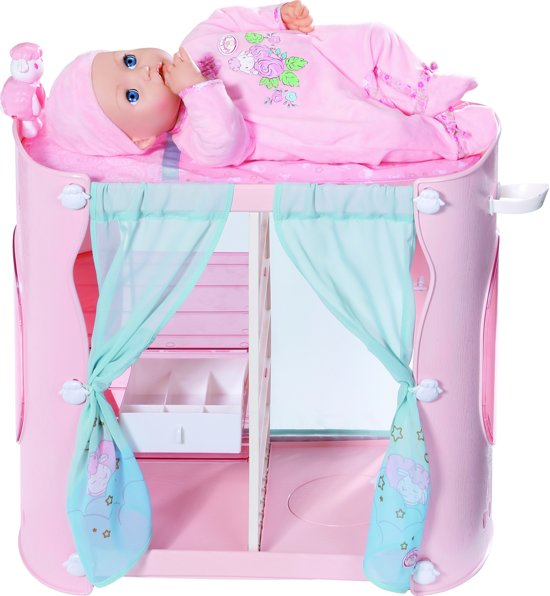 Baby Annabell Sweet Dreams 2 In 1 Commode