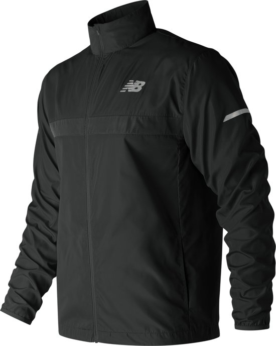 New Balance Windcheater 2.0 Sportjas Heren - Black