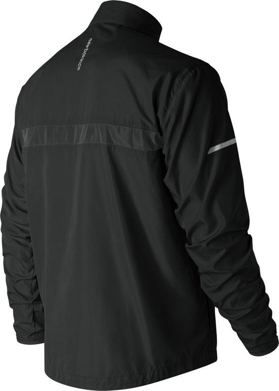 New Balance Windcheater 2.0 Sportjas Heren - Black