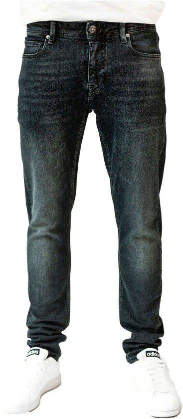 Amsterdenim Jan jeans slim fit deep water, maat 29/32