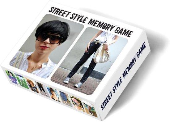 Afbeelding van het spel Street Style Memory Game