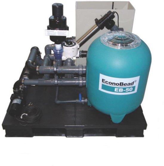 Aquaforte Econobead EB-50 Filtersysteem