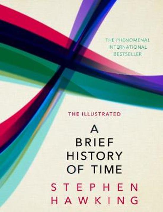 Boek cover The Illustrated Brief History Of Time van Stephen Hawking (Hardcover)
