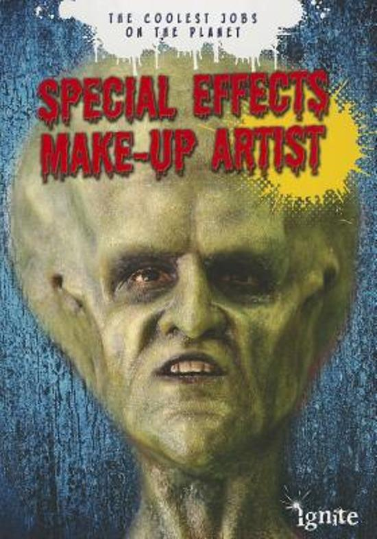 Special Effects Make-Up Artist