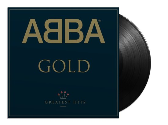CD cover van Gold (LP) van ABBA