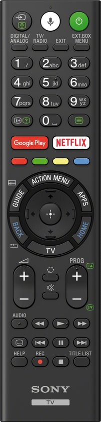Sony KD-55XF8096