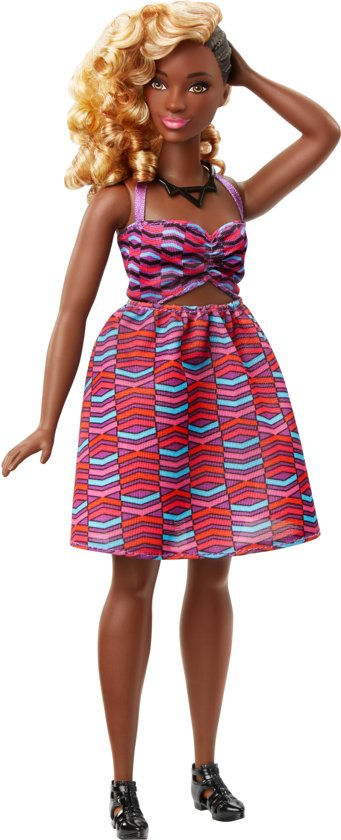 Barbie Fashionistas Zig & Zag - Curvy - Barbiepop