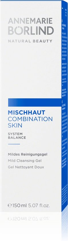 Borlind Combination Skin Cleansing Gel