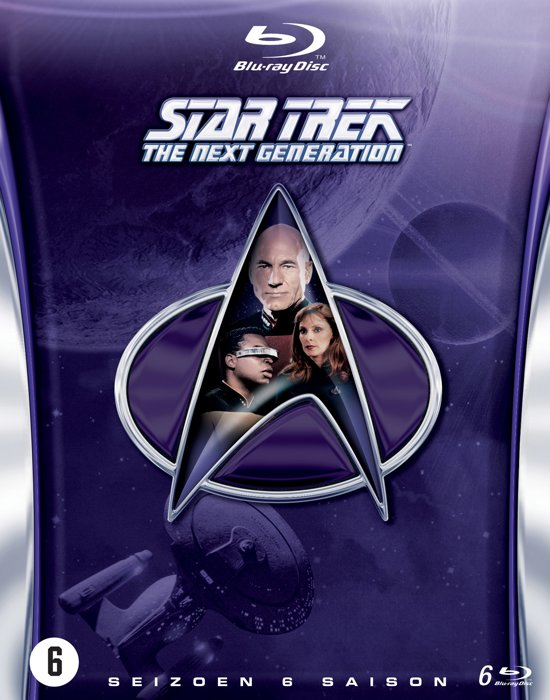Star Trek: The Next Generation - Seizoen 6 (Blu-ray)