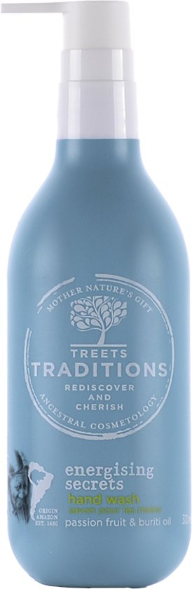 Treets hand wash energ.secrets 300 ml