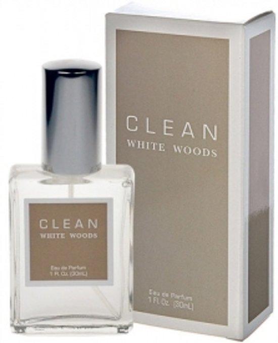Foto van Clean - White Woods - 30 ml