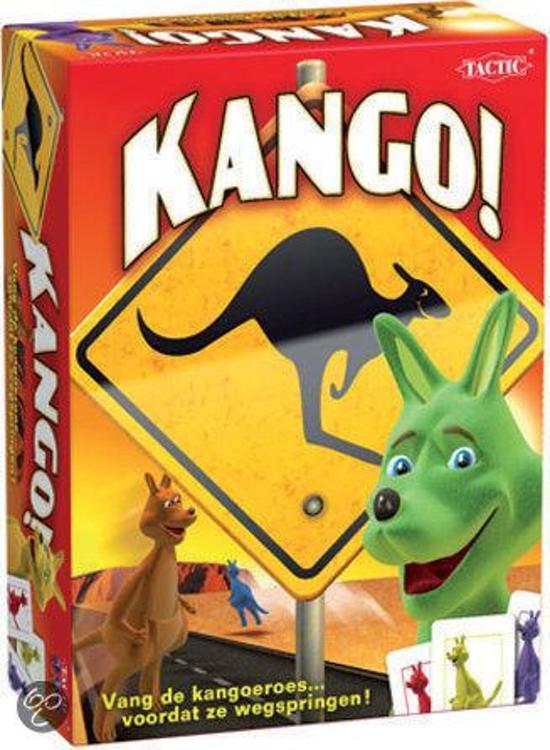 Kango! Kaartspel