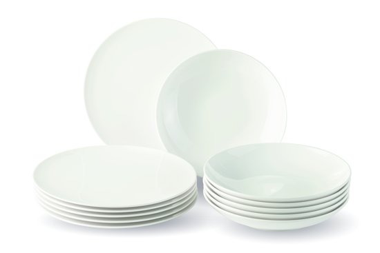 Villeroy & Boch Vivo New Fresh Basic Serviesset - 12 delig
