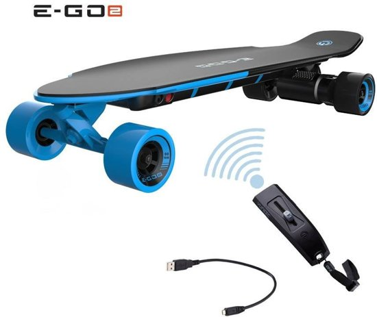 Yuneec E-GO2 Cruiser Royal Wave Elektrisch skateboard