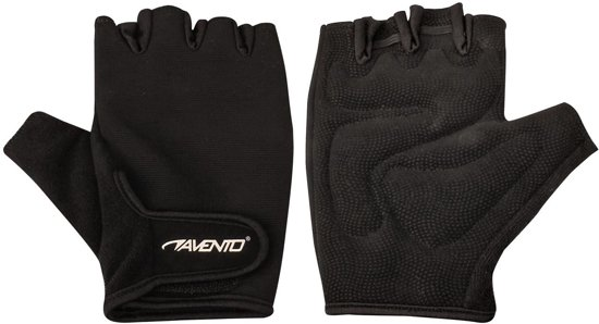 bol | avento fitness/cycling handschoenen zonder vingertoppen