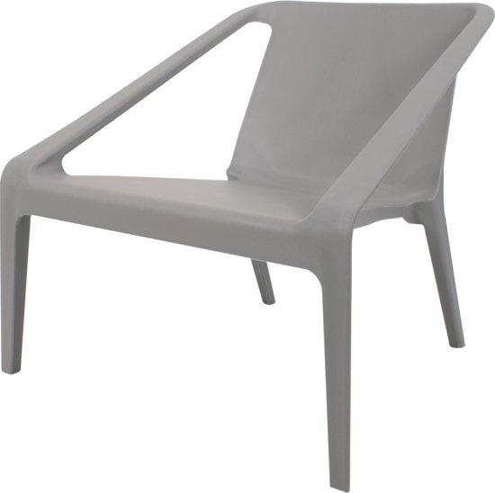 Butik chill stoel grijs for Chill stoel