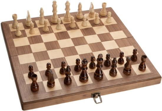 Philos schaak cassette medium 42mm veld