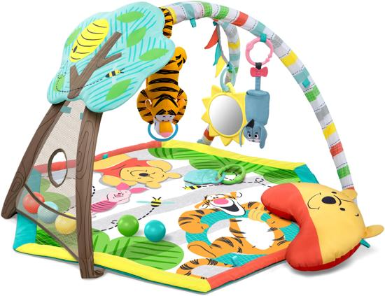 Bol Com Winnie The Pooh Happy As Can Bee Activity Gym