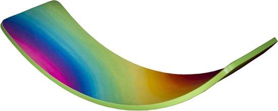 Small regenboog met cursus