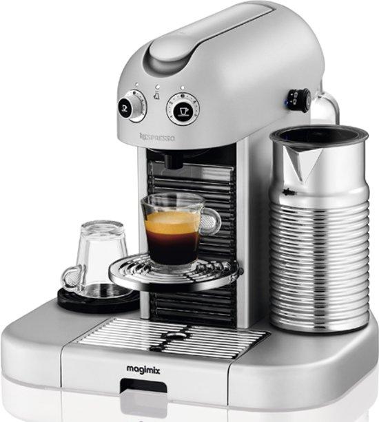 Magimix Nespresso Gran Maestria M400 (platina)