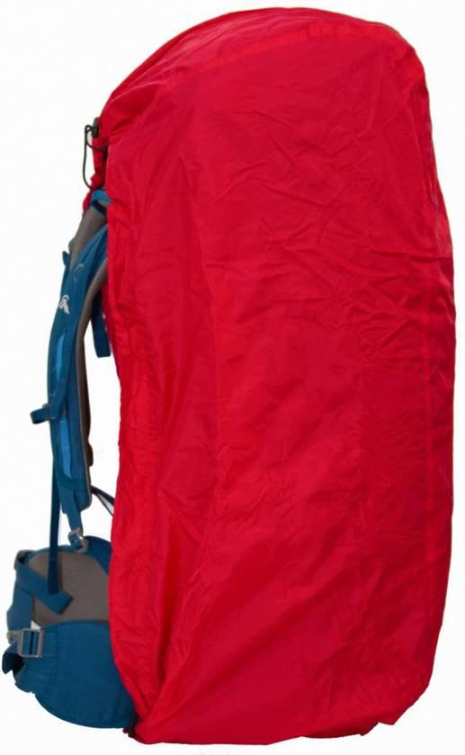 LOWLAND Regenhoes/Flightbag - Rood - 85L