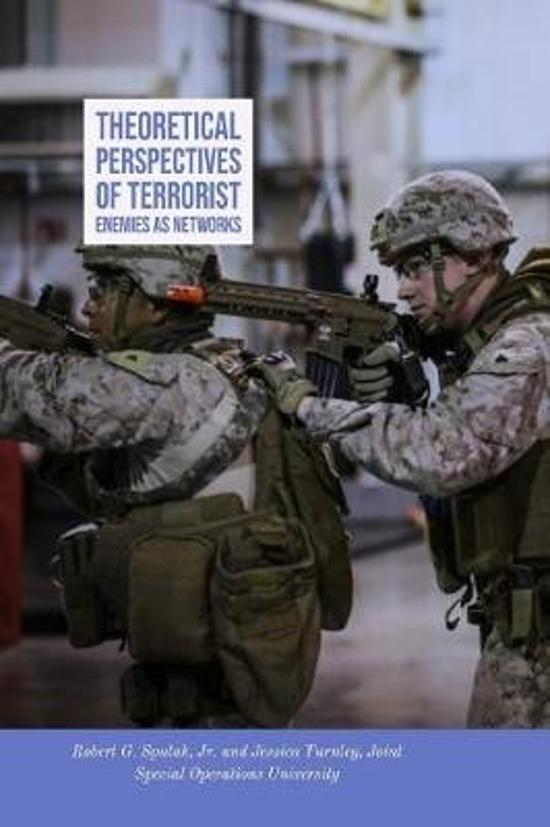 Theoretical Perspectives of Terrorist Enemies as Networks