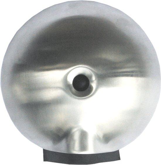 Deurbuffer vloermodel roestvaststaal 84 mm