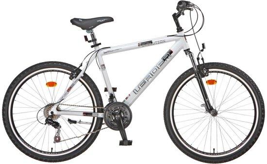 Leader Evolution - Mountainbike - Mannen - Wit - 48 cm