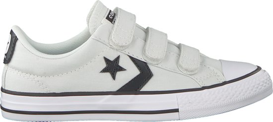 d69af17009f bol.com | Converse Jongens Sneakers Star Player 3v Ox Kids - Wit ...