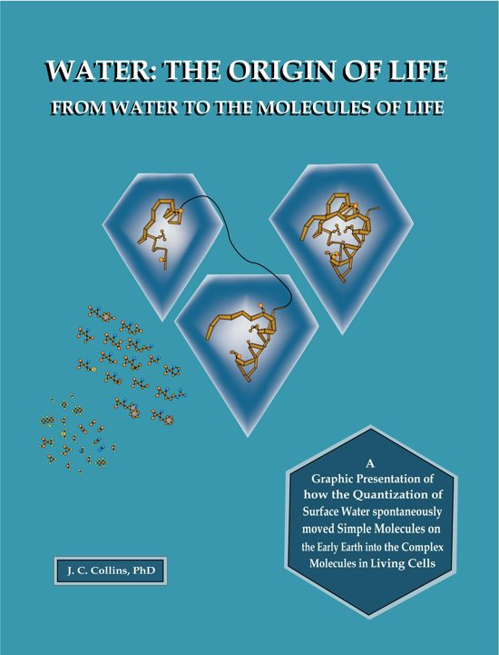 Water: The Origin of Life from Water to the Molecules of Life