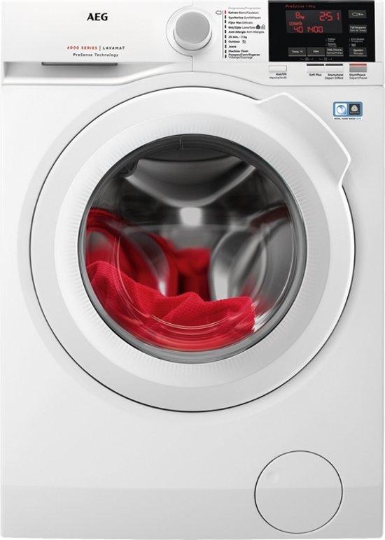AEG L6FBG86W 6000 Serie - Wasmachine