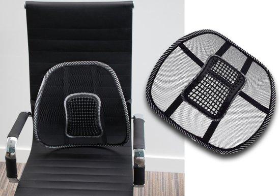 Bureaustoel Met Lendesteun.Bol Com Ergonomisch Rugsteun Bureaustoel Autostoel