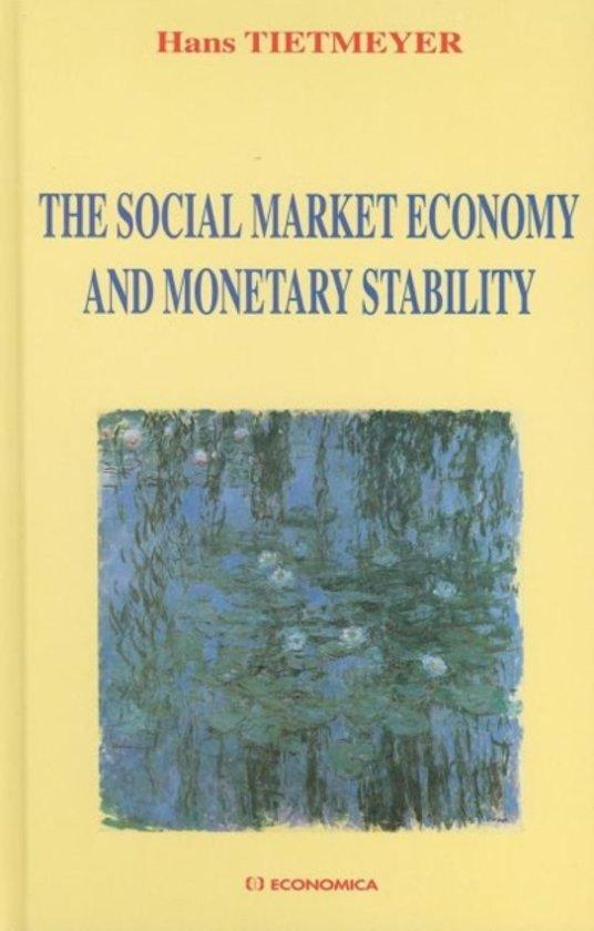 The Social Market Economy and Monetary Stability