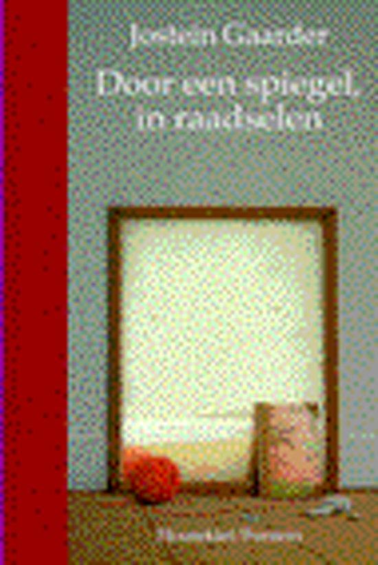 Door een spiegel, in raadselen