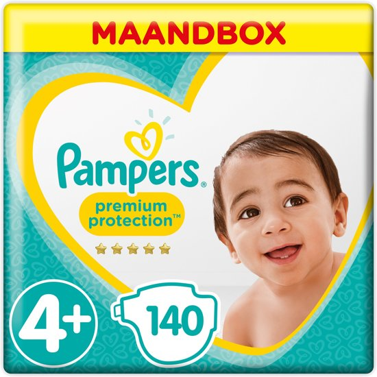 Pampers Premium Protection Pants Maat 3 Luierbroekjes