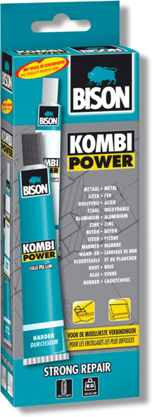 2-componentenlijm Kombi Power 65 ml