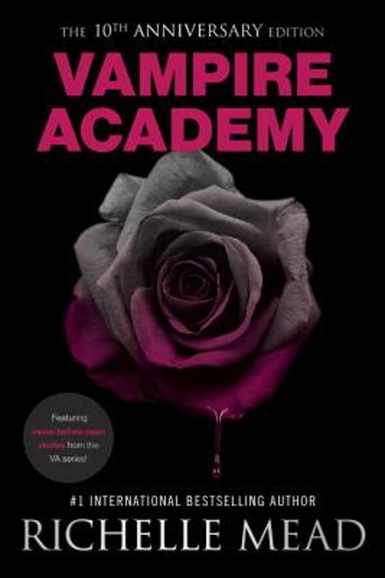 Bol Com Vampire Academy Richelle Mead 9780448494296 Boeken