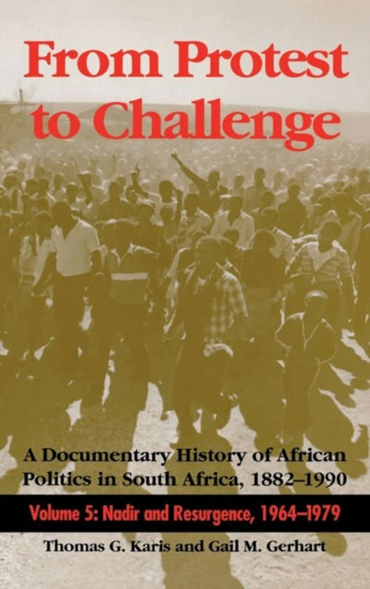 From Protest to Challenge, Volume 5