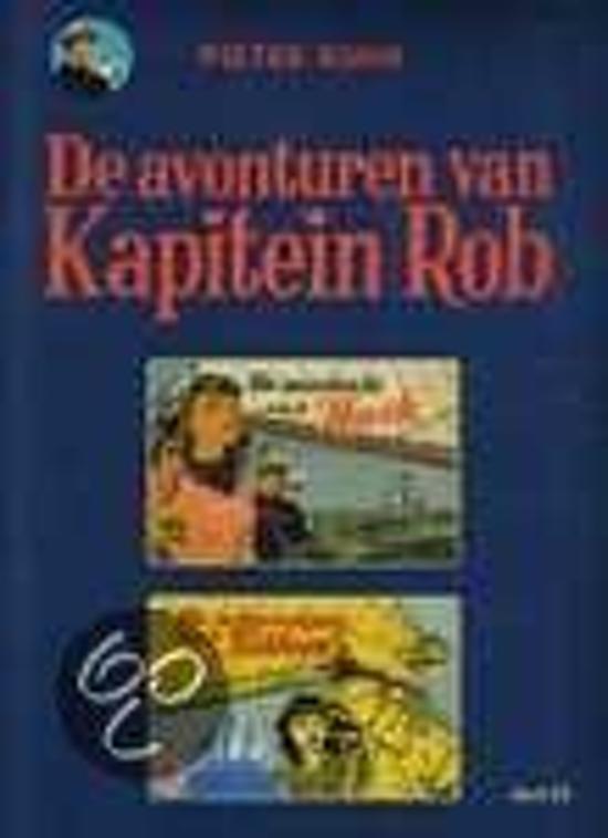 Boek cover Kapitein Rob 22 - De zwerftocht van de Havik + De achtervolging van de Taifoen van Dick Matena (Onbekend)
