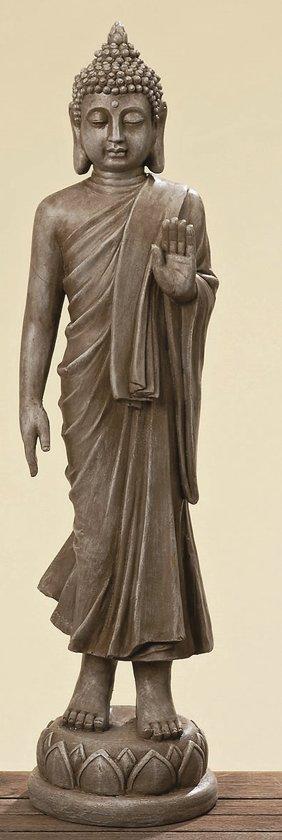 Buddha - 80 cm - Taupe
