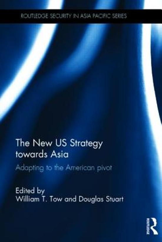 The New US Strategy towards Asia