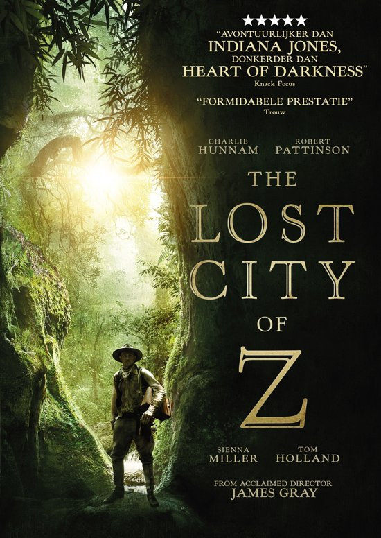 Afbeelding van The Lost City Of Z