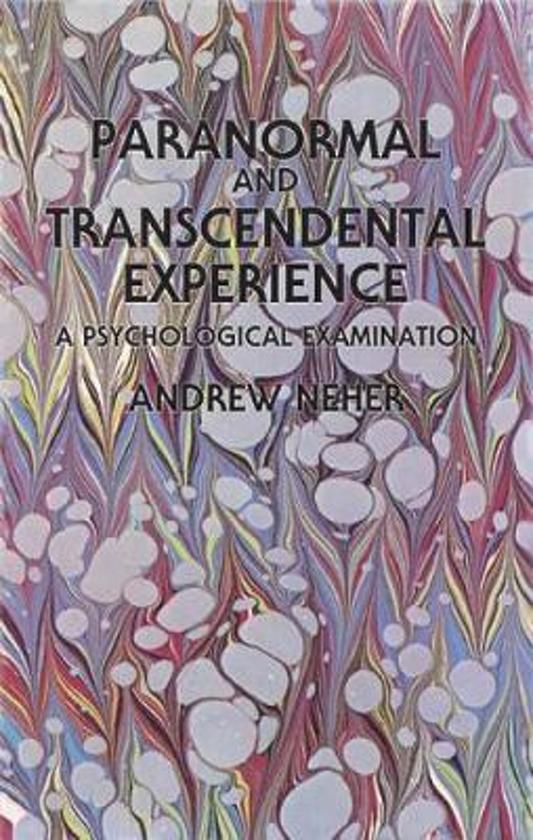 The Psychology of Transcendence