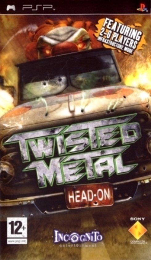 Twisted Metal-Head On