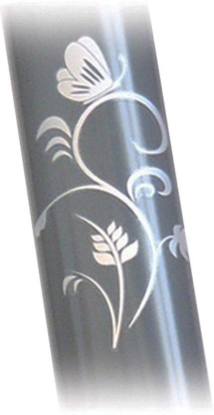 Bloemen design stickers voor Topro rollators