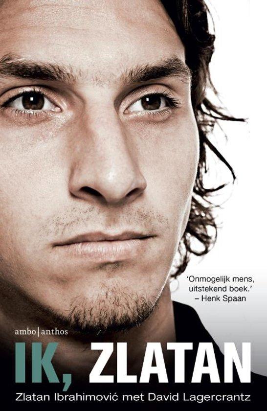 Boek cover Ik, Zlatan van Zlatan Ibrahimovic (Onbekend)