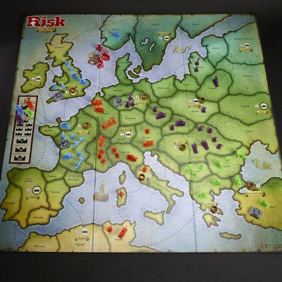 Risk Europe - Engels Bordspel