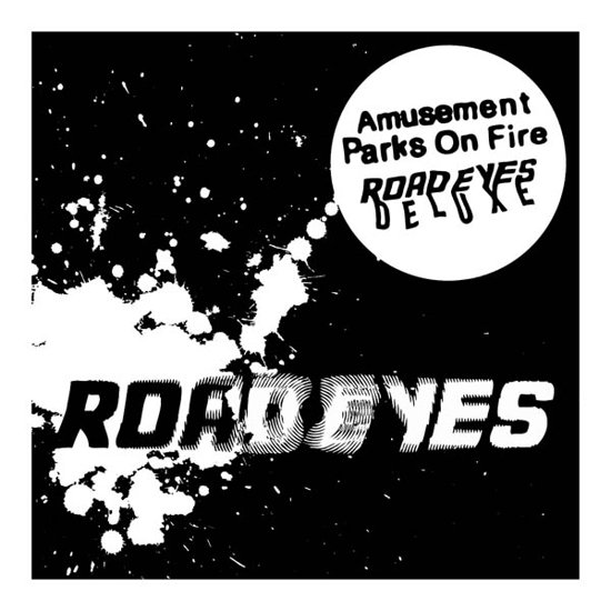Road Eyes (Deluxe/Black Clear Splatter)